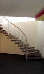 Лестница на больцах, производства Германии