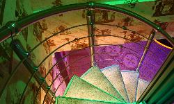 Винтовая лестница, производства Германии