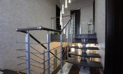 Модульная лестница, ступни: красный дуб (Red Oak)